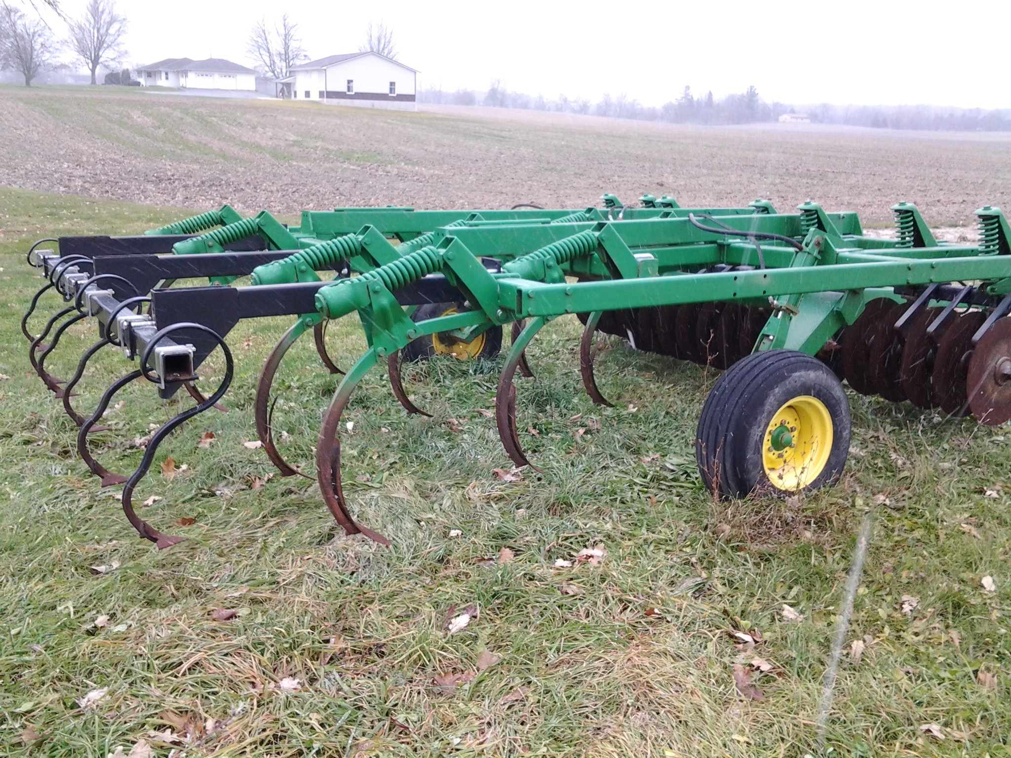 Used, 0, John Deere, 712, Agricultural Equipment