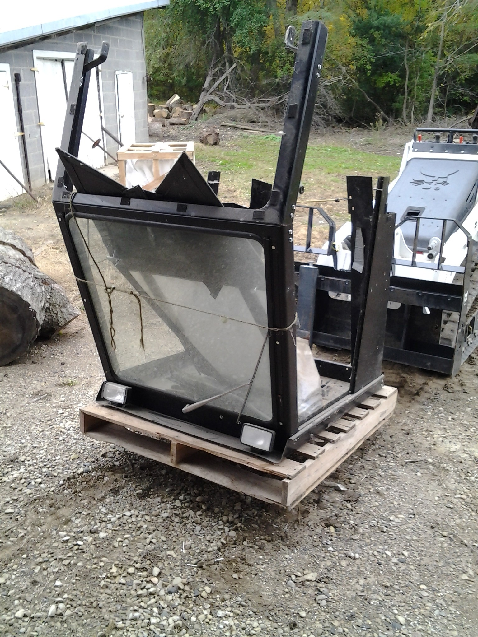Used, 2011, Woods, ST 500, Snowblower Implements