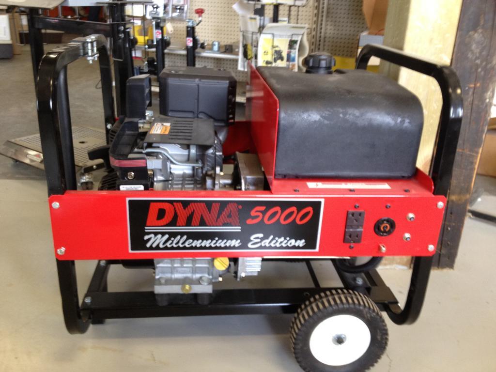 New, 2010, Winco, ME5000V, Generators