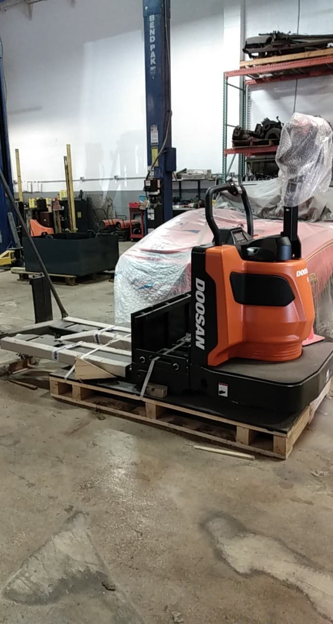 New, 2020, Doosan Industrial Vehicle, BER30S-9, Pallet Jack