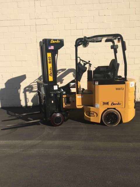 Used, 2011, Bendi, B40/48E-180D, Forklifts / Lift Trucks