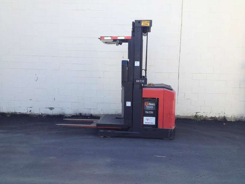 Used, 1900, Raymond, EASI-OP030, Forklifts / Lift Trucks