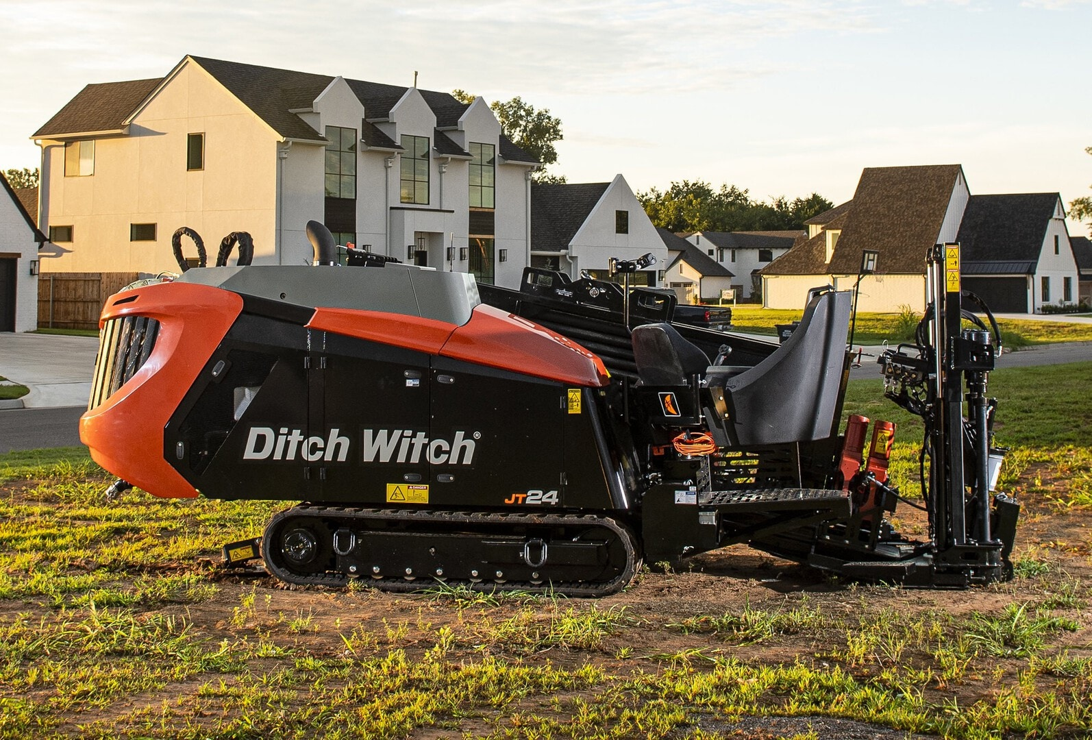 Ditch Witch J24 Horizontal Directional Drill