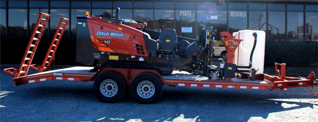 New, Ditch Witch, JT10 HDD Package, Boring / Drilling Machines