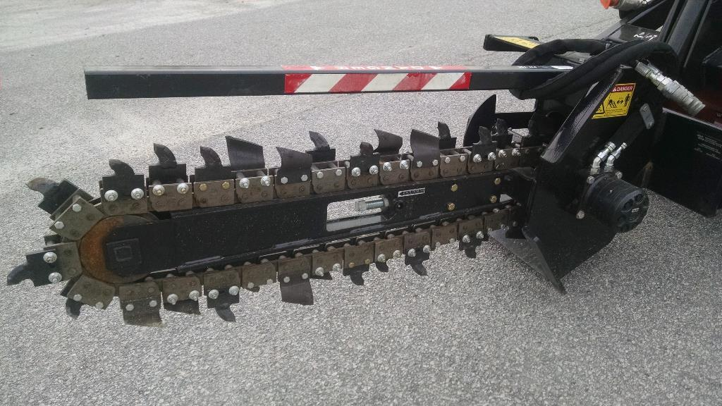 New, Other, SK5TR, Loader Attachments