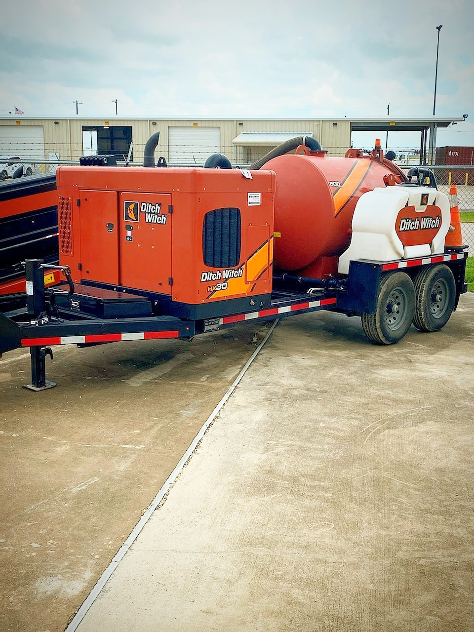 Used, 2020, Ditch Witch, HX30, Vacuums