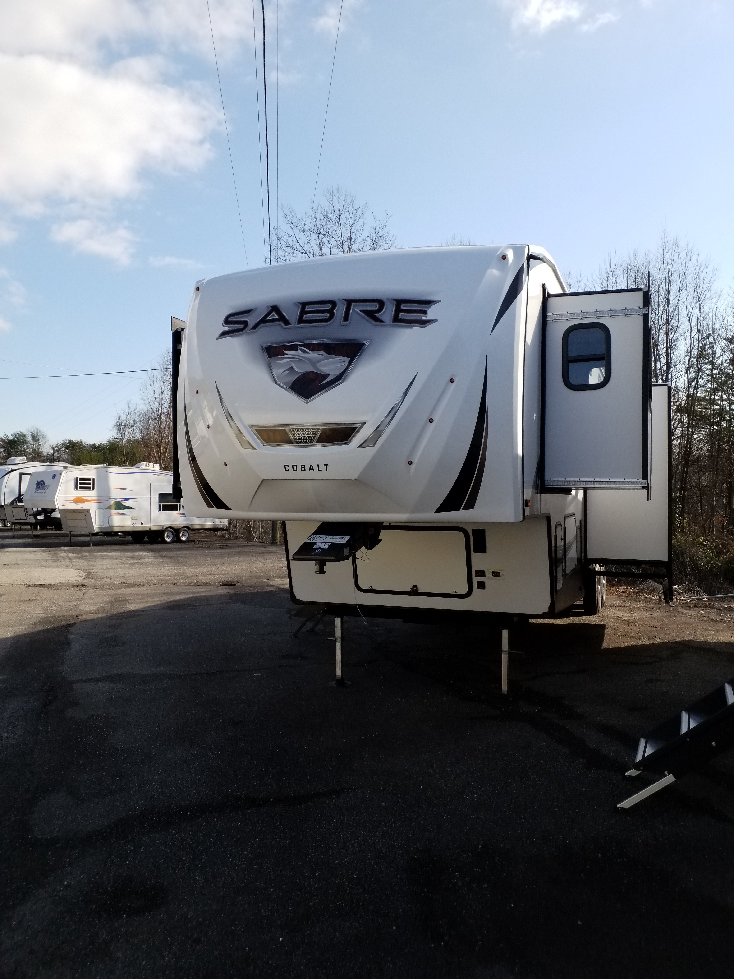 New, 2021, Forest River, Sabre 37 FLL, Fifth Wheels