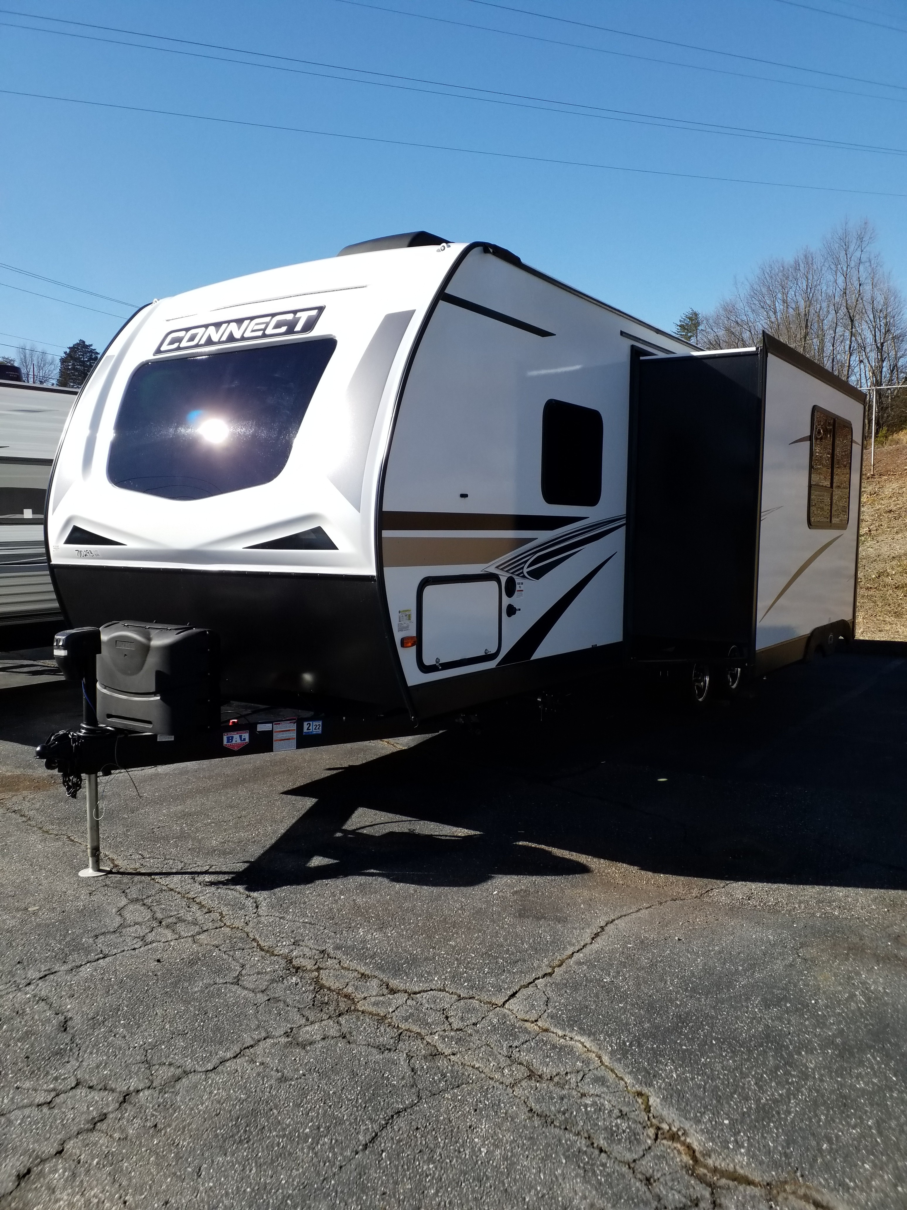 New, 2021, KZ RV, Connect C251BHK, Travel Trailers