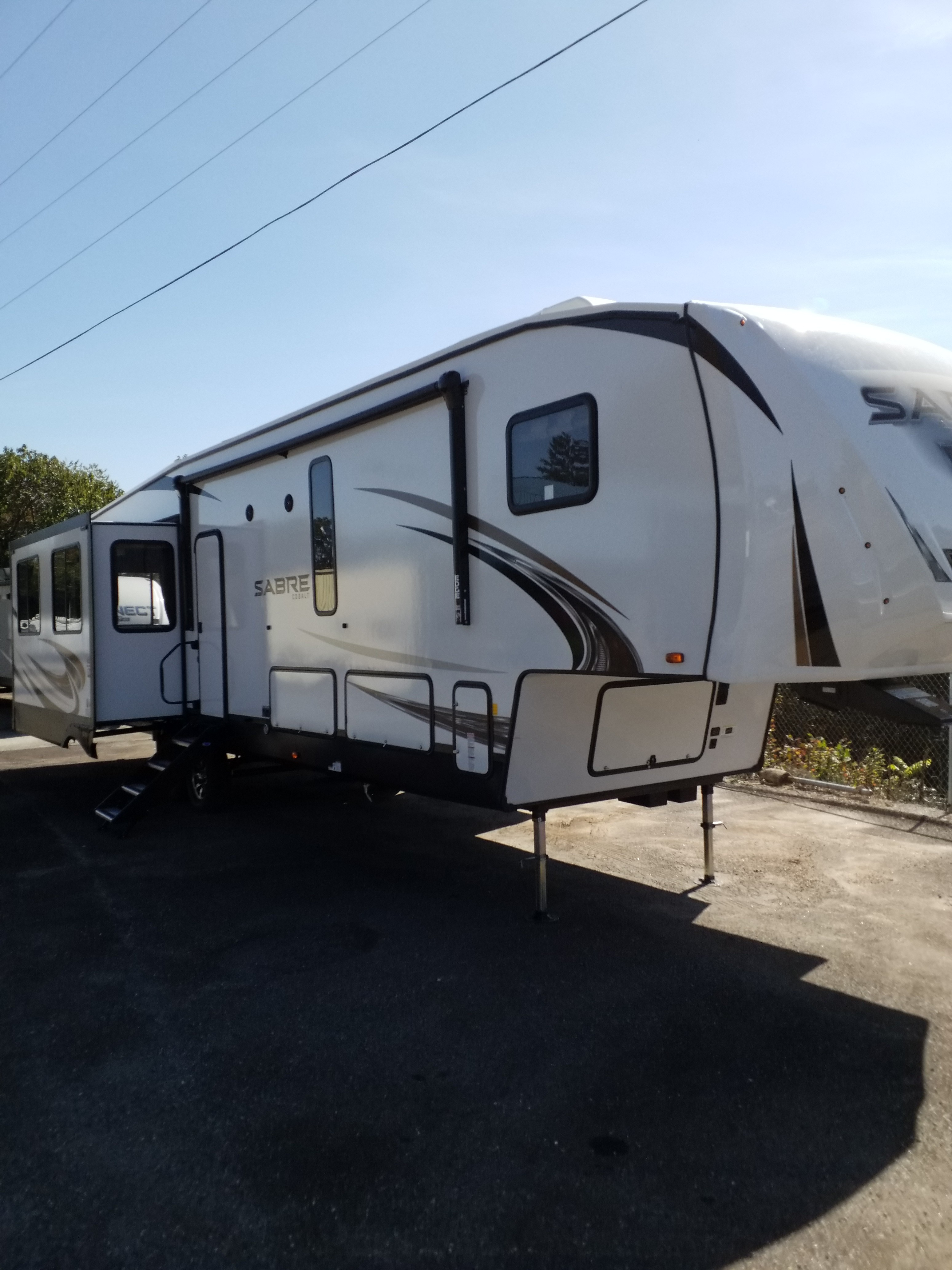 New, 2021, Forest River, SABRE 36 BHQ, Fifth Wheels