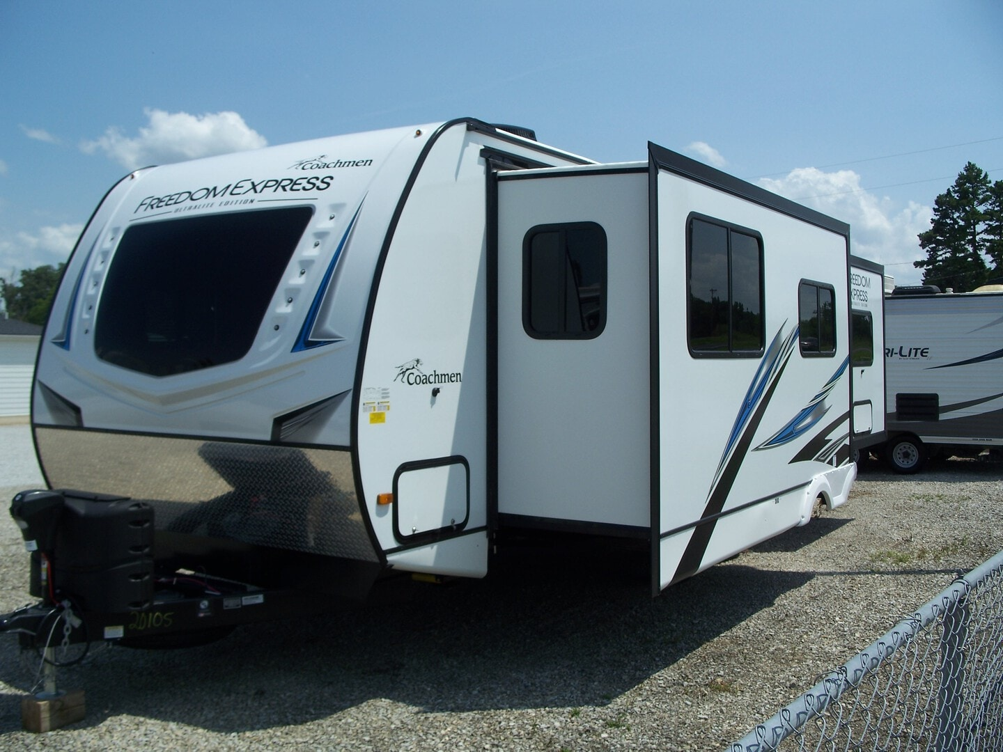 New, 2021, Freedom Express Ultra-Lite, 259 FKDS, Travel Trailers