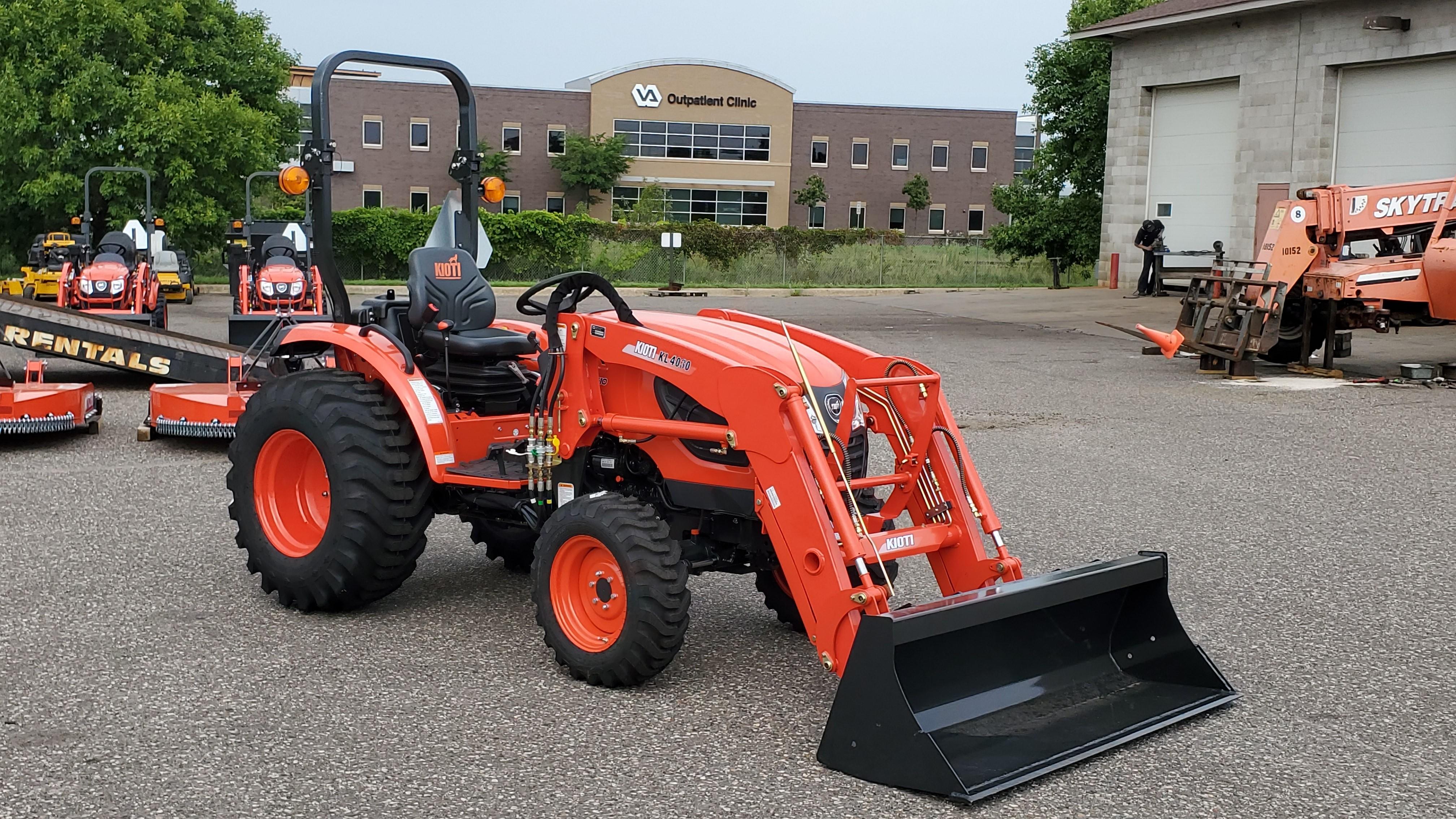 New, 2020, Kioti, CK2610 HST, Tractors