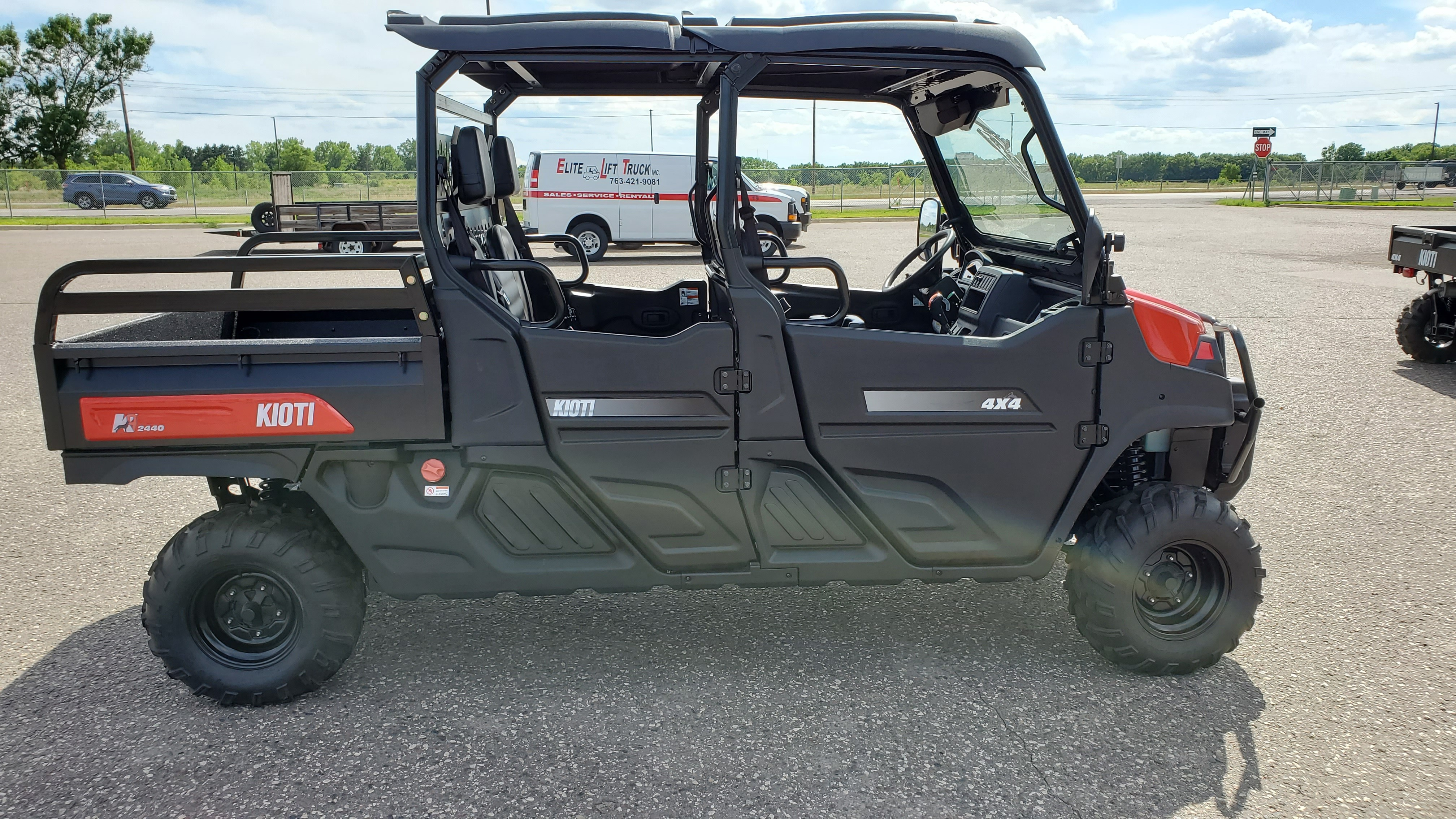 New, 2020, Kioti, K9 2440, Utility Vehicles