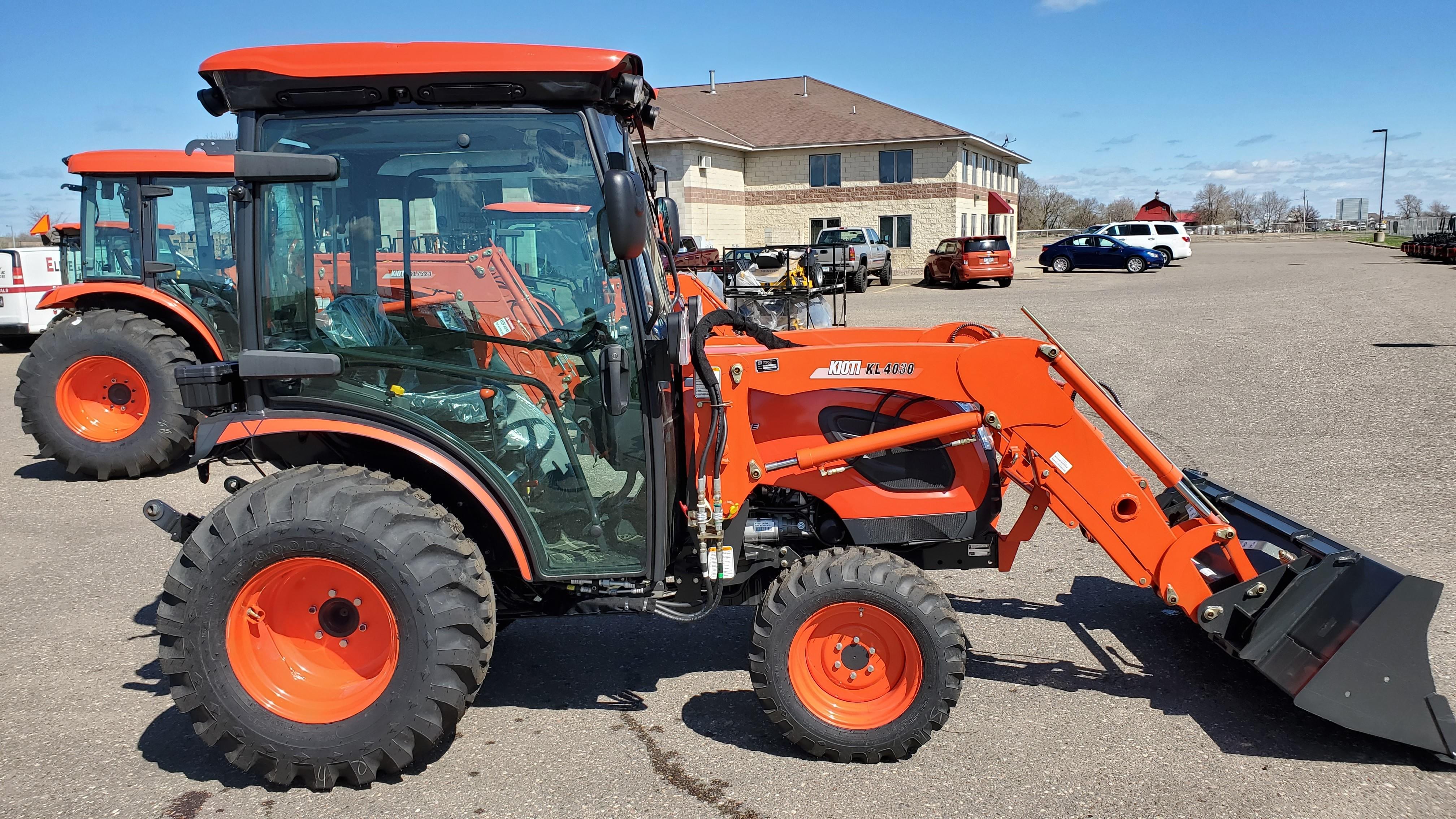 New, 2020, Kioti, CK3510SE HC, Tractors