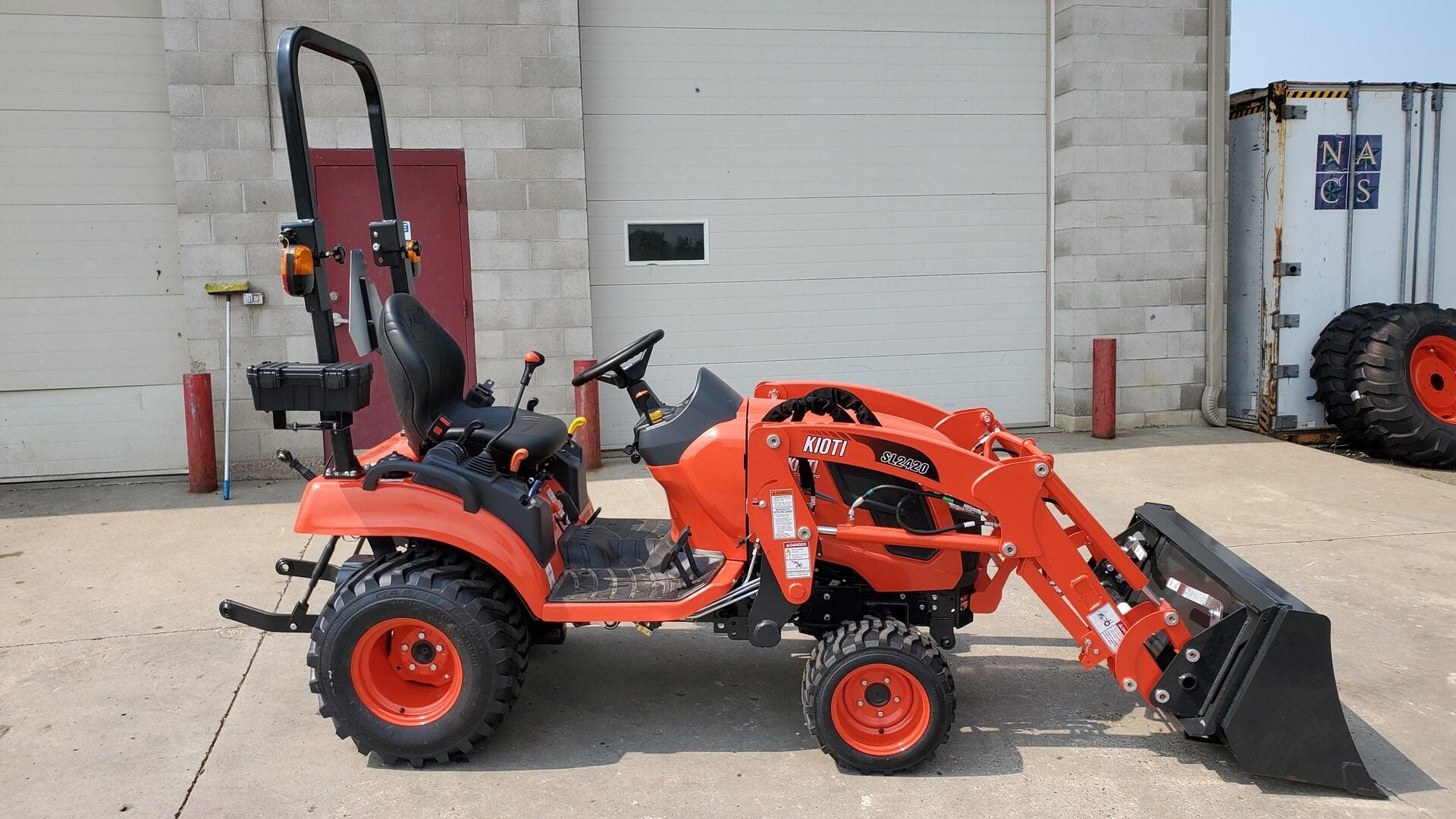 New, 2020, KIOTI, CS2520, Tractors