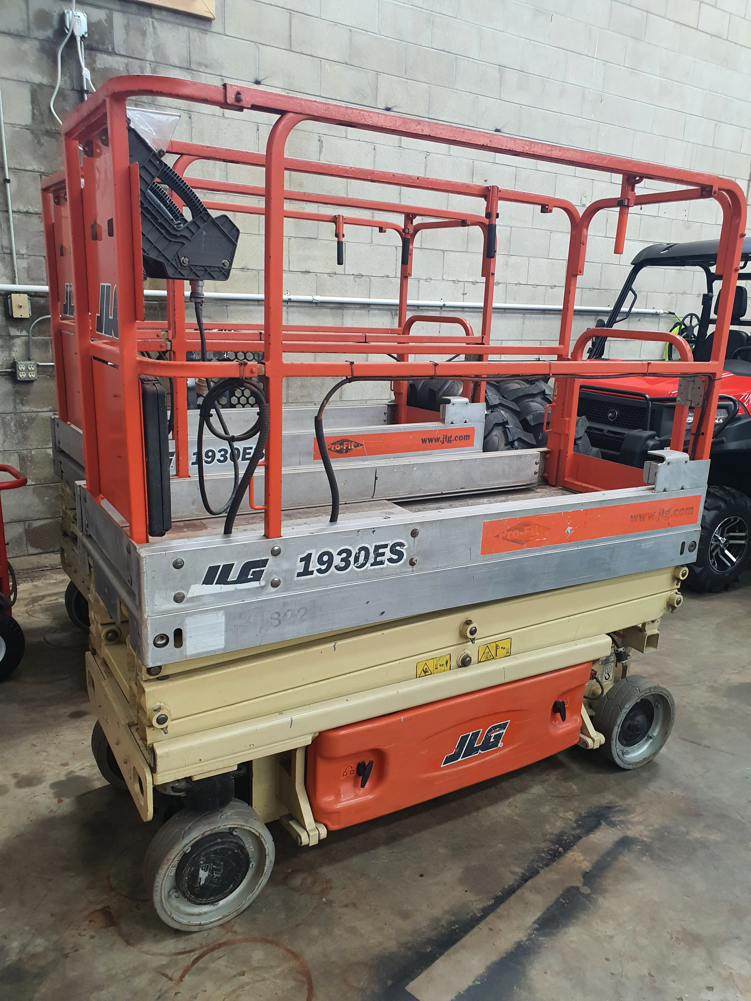 Used, 2007, JLG, 1930ES, Forklifts / Lift Trucks