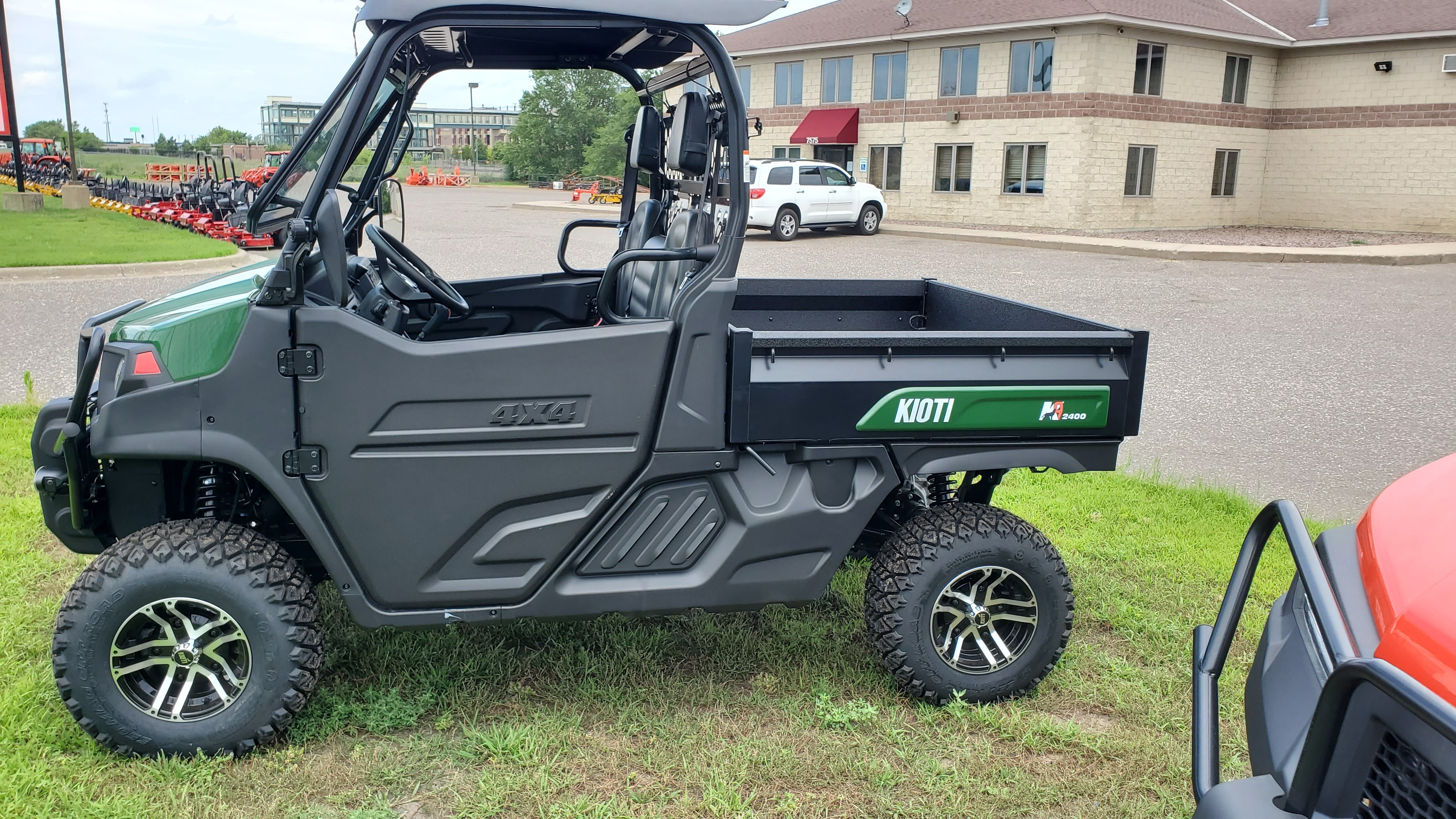 New, 2020, Kioti, K9 2400, Utility Vehicles