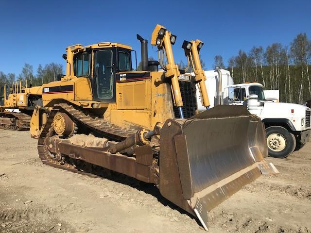 Used, 2001, CAT, D8R, Bulldozers