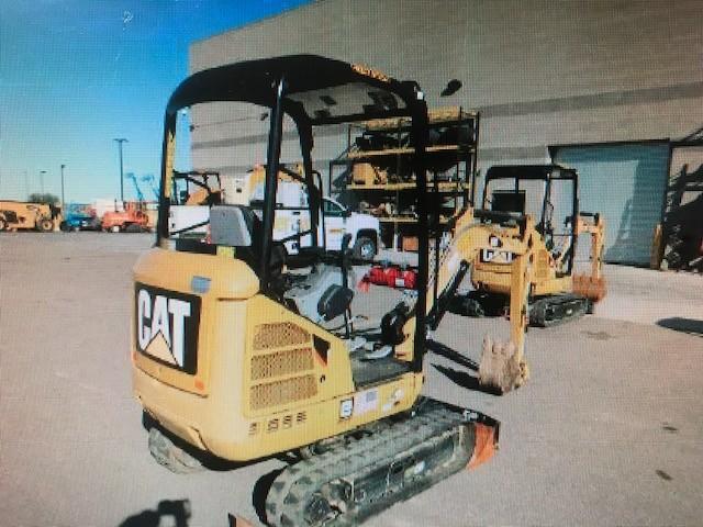 2018 Cat 301.7D Mini Excavator with 702 Hours