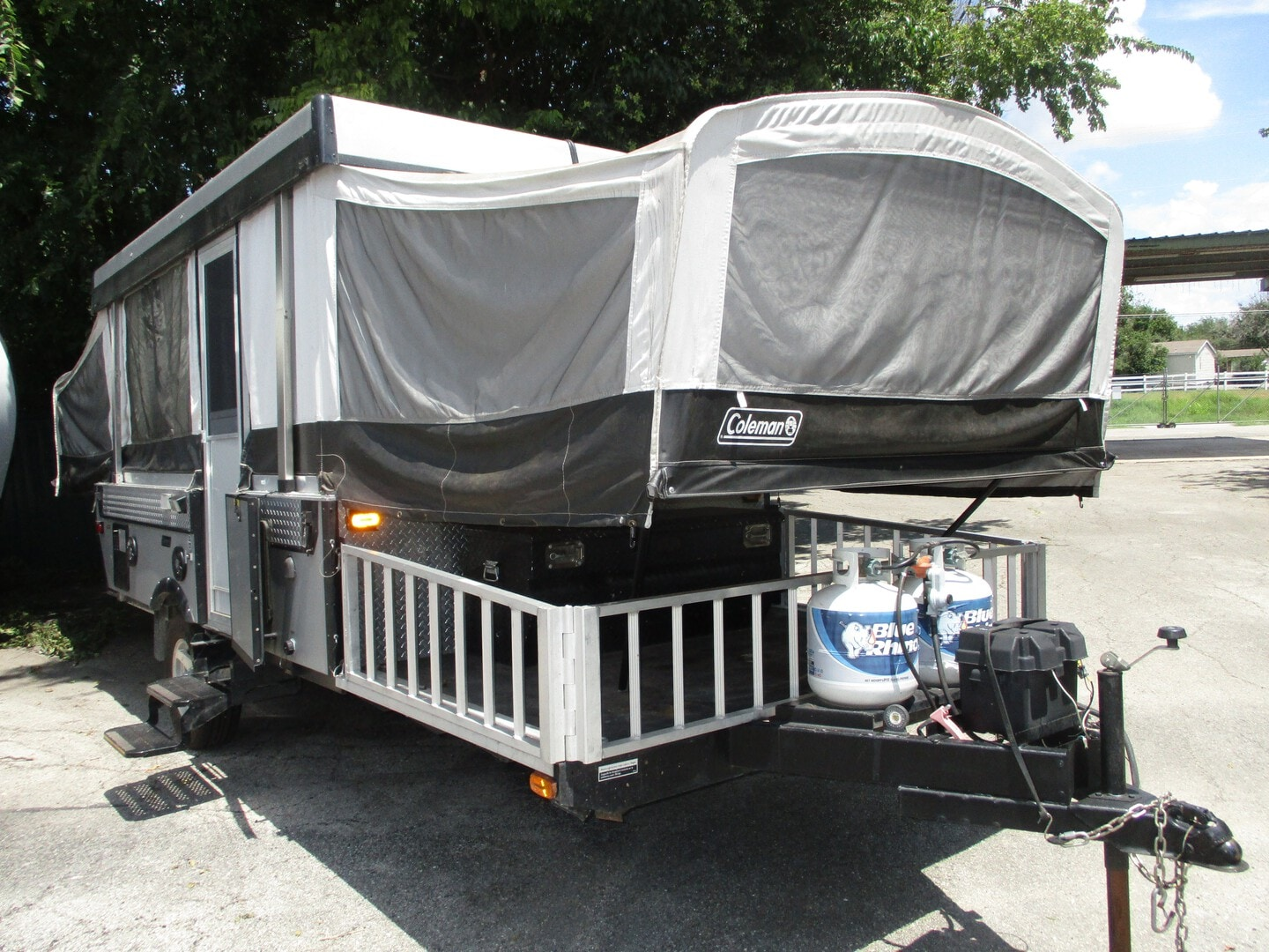 Used, 2010, Coleman Camping Trailers, Evolution E34437, Pop-Up Campers