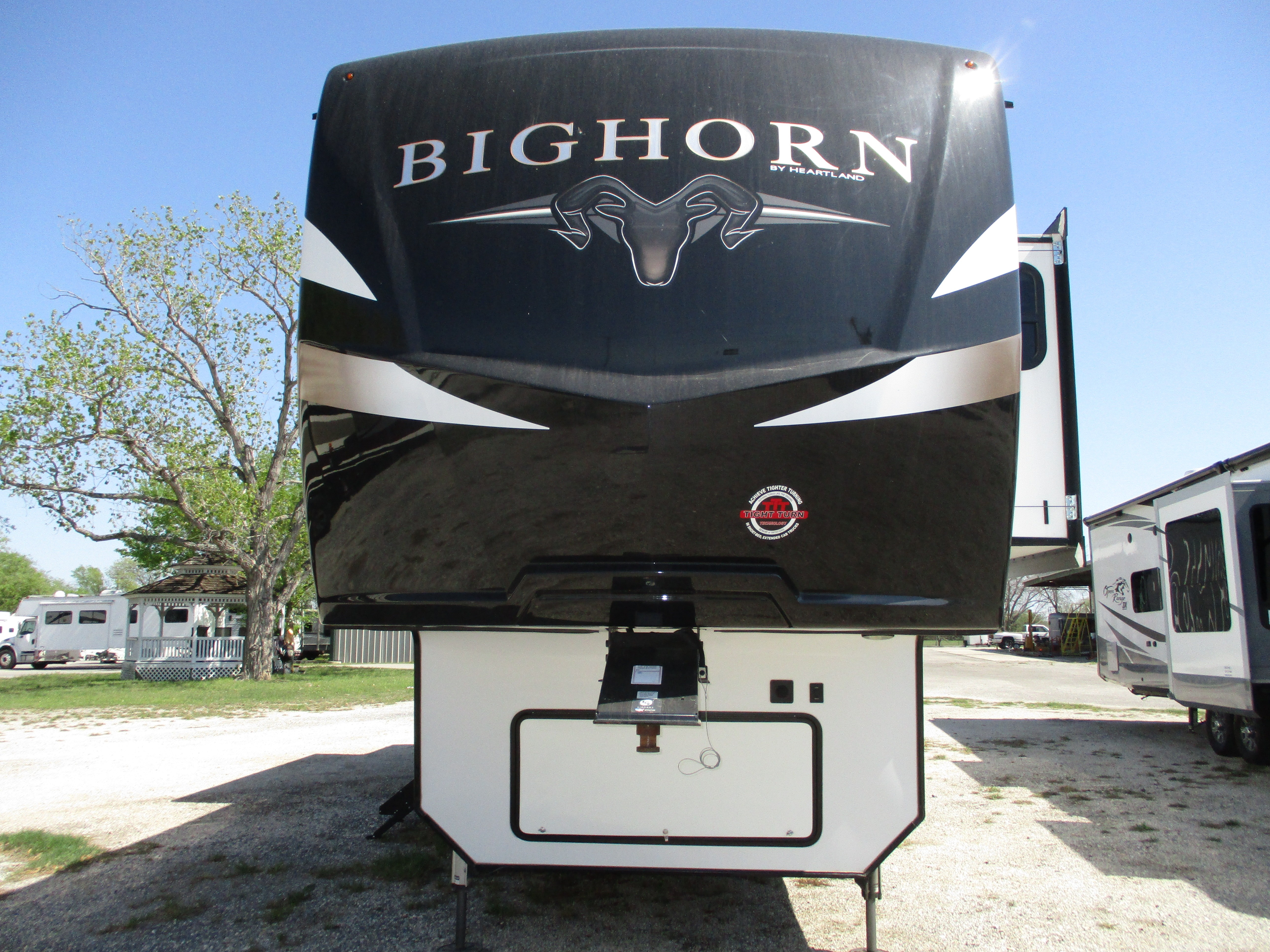 Used, 2020, Heartland, Bighorn 3160EL, Fifth Wheels