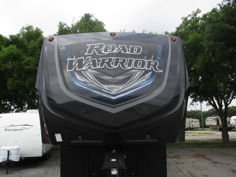 Used, 2016, Heartland, Road Warrior 413, Toy Haulers
