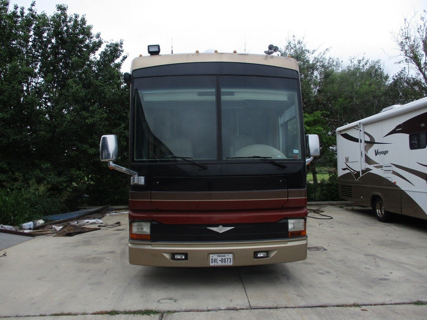 Used, 2006, Fleetwood, Discovery 39J, RV - Class A