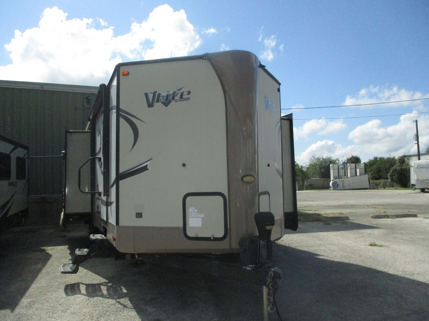 Used, 2018, Forest River, Flagstaff V-lite WKSS, Travel Trailers