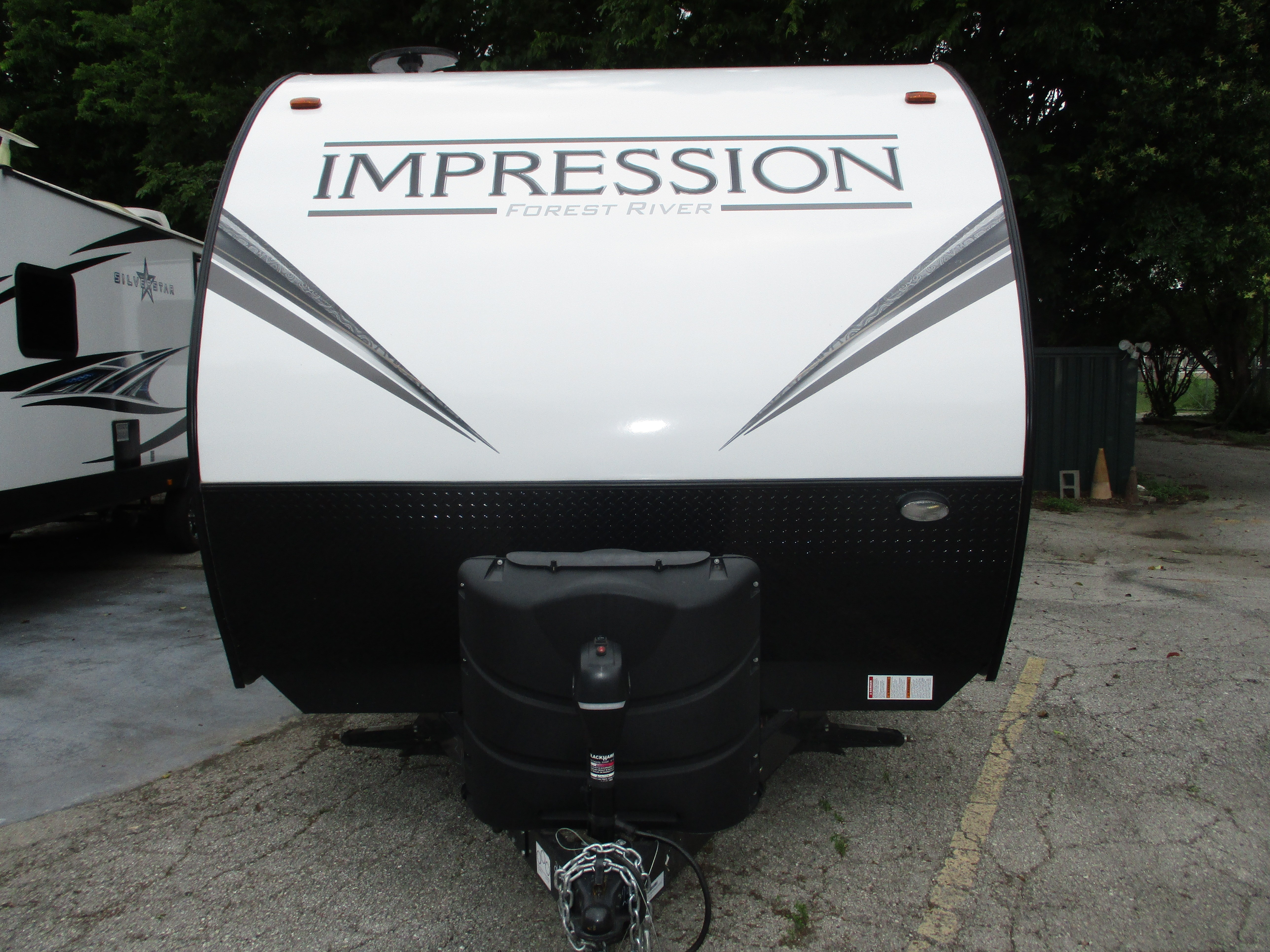 Used, 2020, Forest River, Impression 25RB, Travel Trailers
