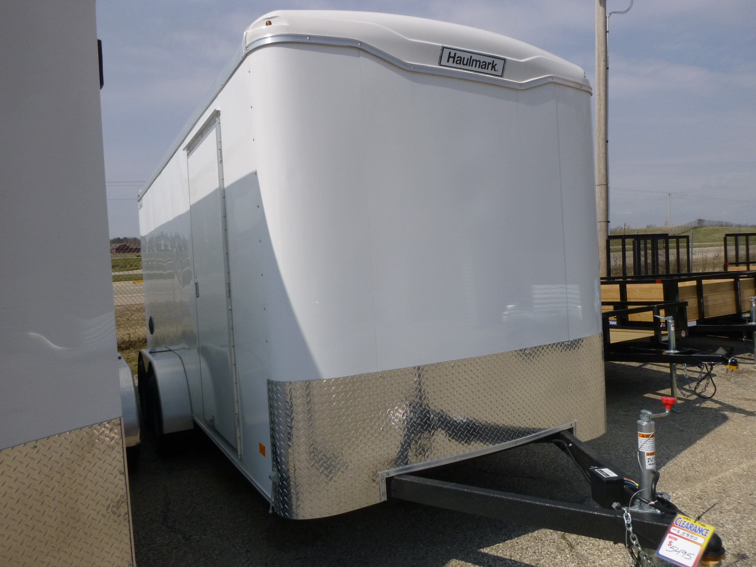 New, 2019, Haulmark, 7x16 Transport , Trailers