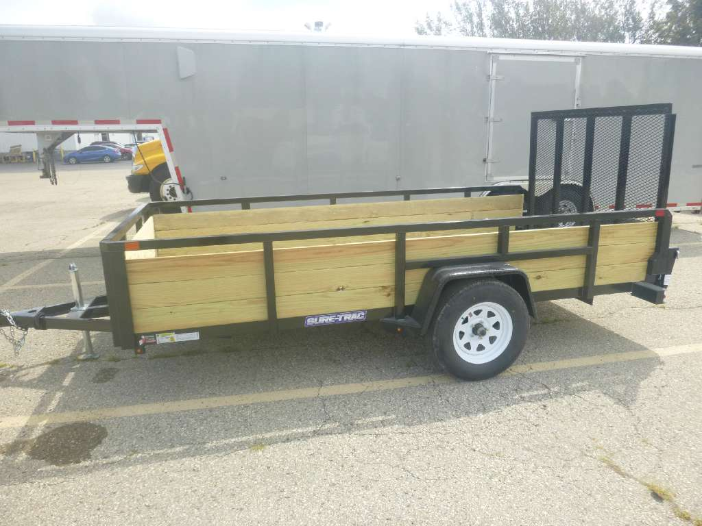 New, 2020, Sure-Trac, 6x12 Three Board, Trailers