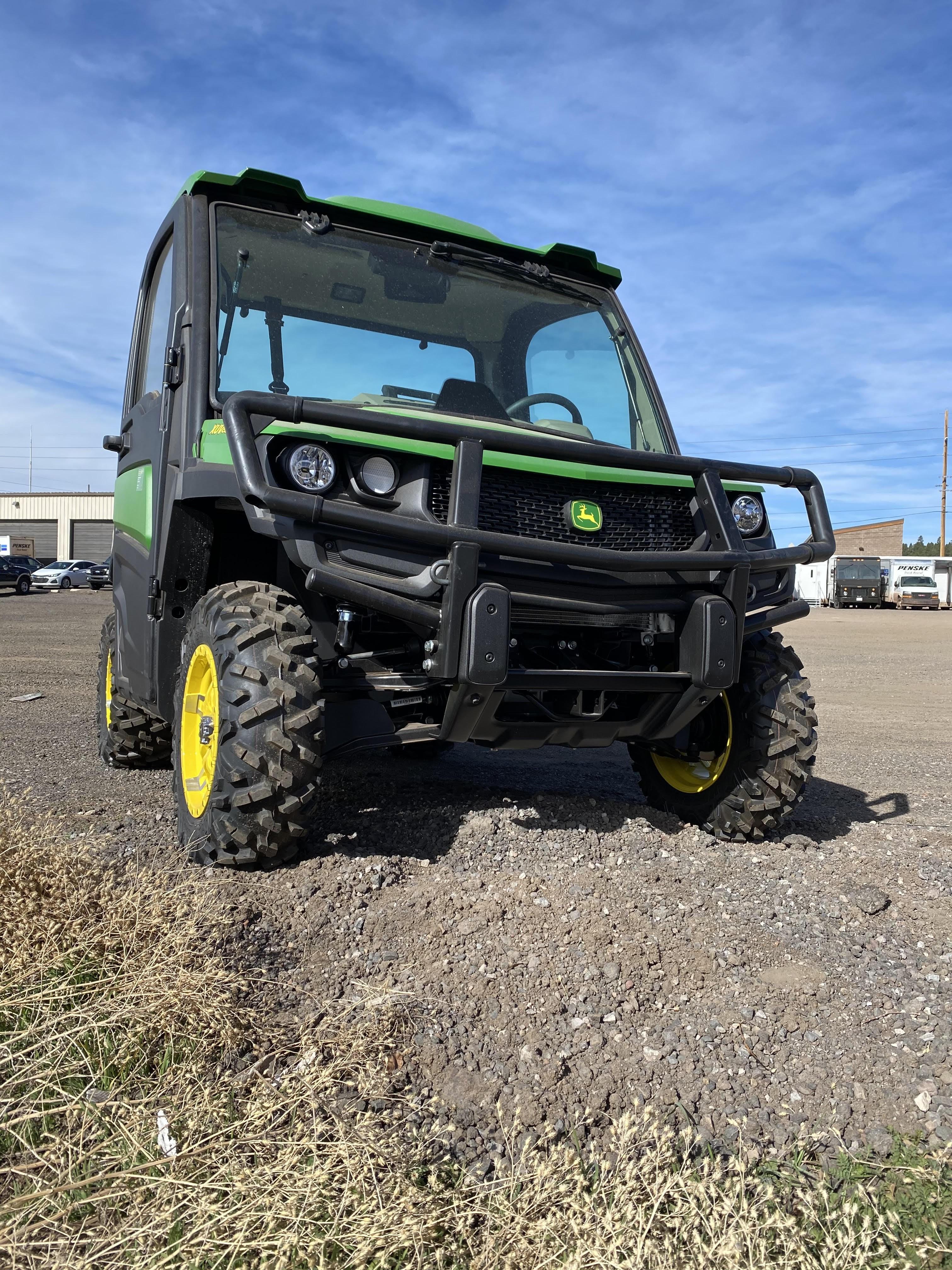 New, 2021, John Deere, Gator™ XUV835R Base, Utility Vehicles