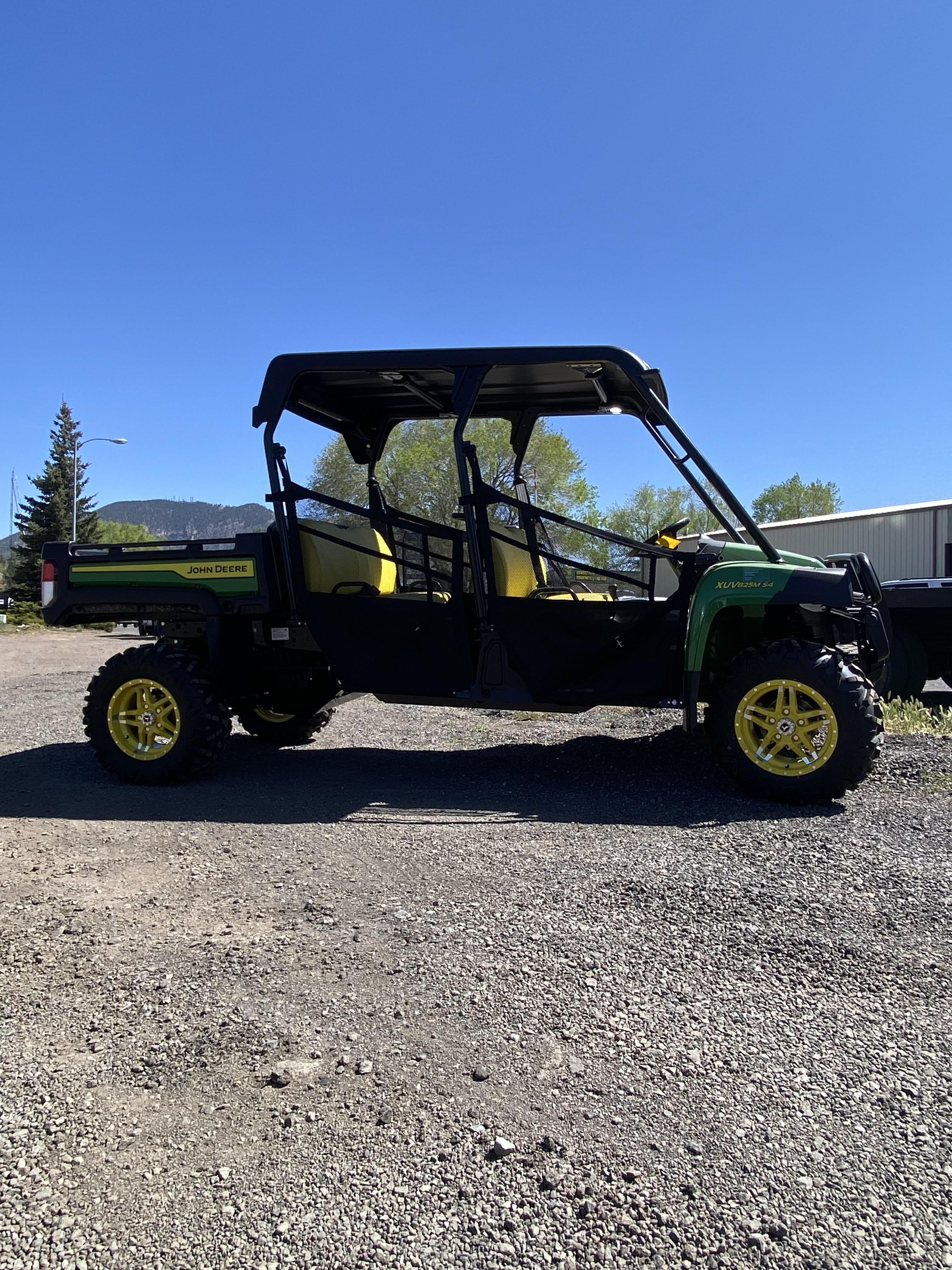 New, 2021, John Deere, Gator™ XUV825M S4, Utility Vehicles