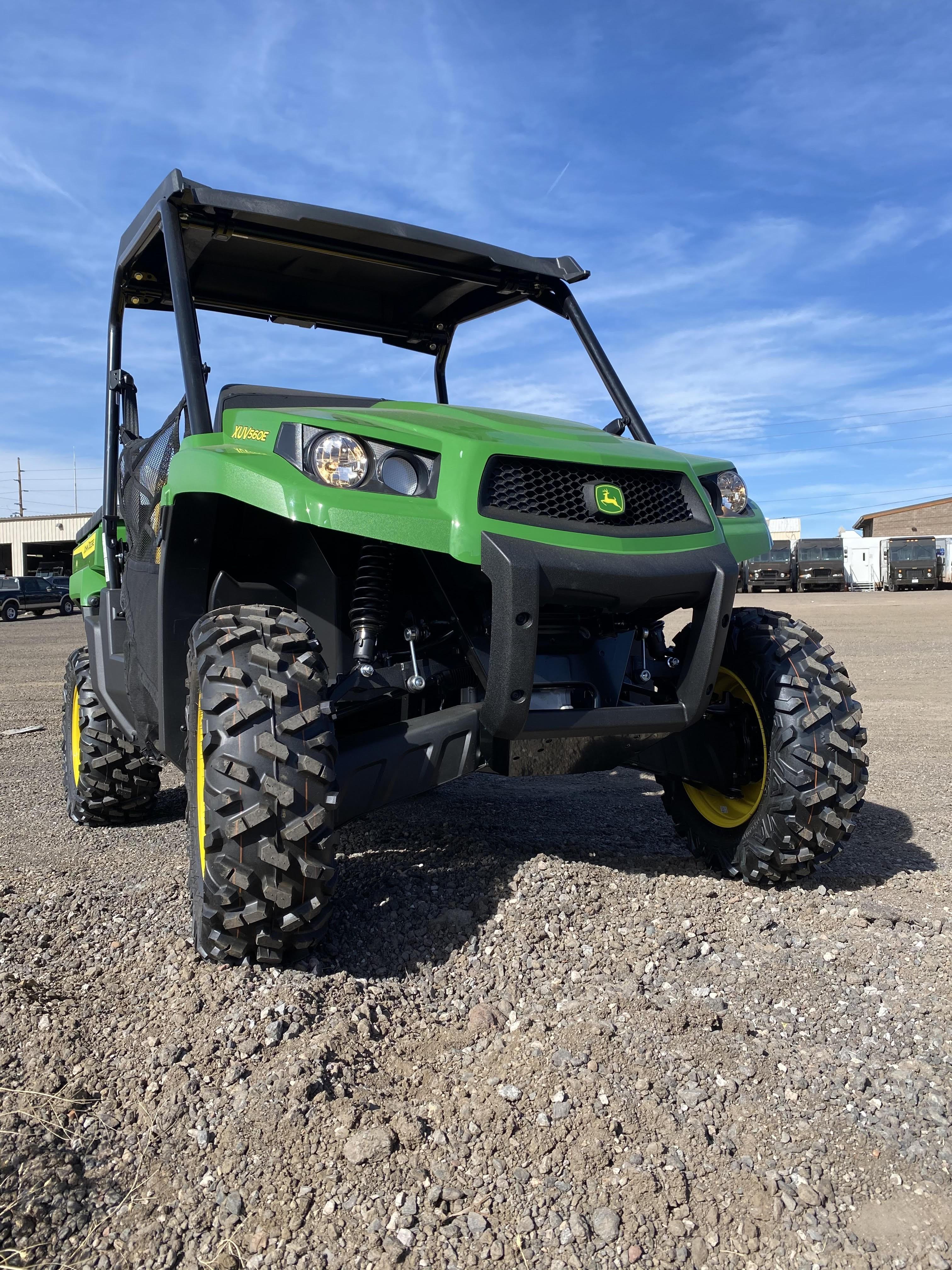 New, 2021, John Deere, Gator™ XUV560 Base, Utility Vehicles
