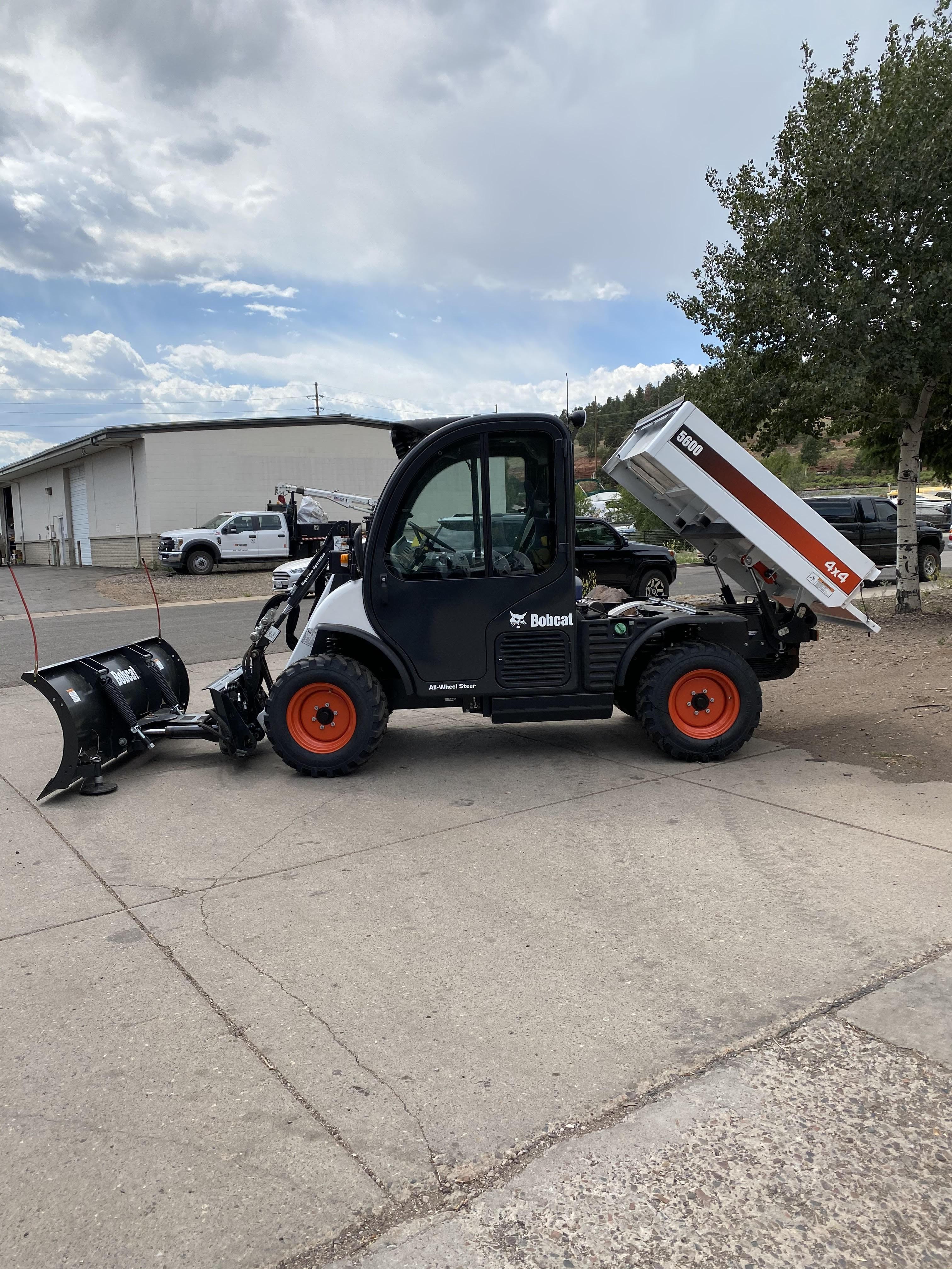 Used, 2021, Bobcat, 5600, Utility Vehicles