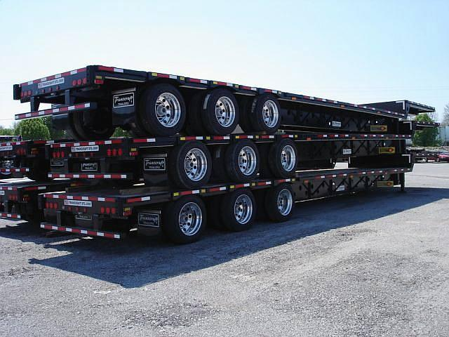 New, 2018, Cross Country Trailers, Tridem Steel Drop Frame Trailers, Truck Trailers