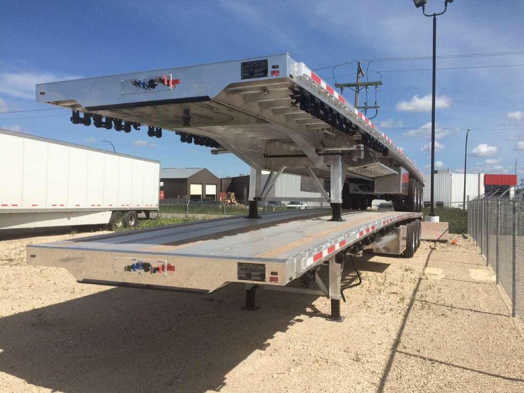 New, 2020, Benson, Tridem All Aluminum Flatbeds, Truck Trailers
