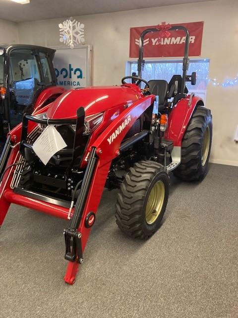 New, 2018, Yanmar, YT3 359, Tractors