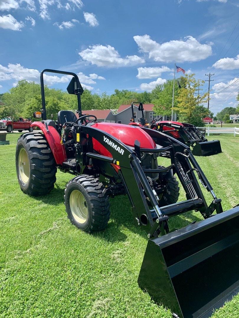New, 2021, Yanmar, YM347, Tractors