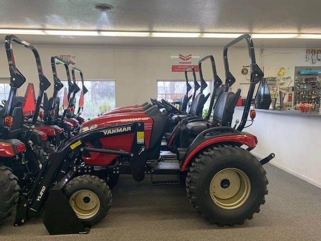New, 2021, Yanmar, SA424, Tractors