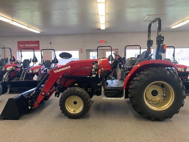 New, 2021, Yanmar, YT347, Tractors