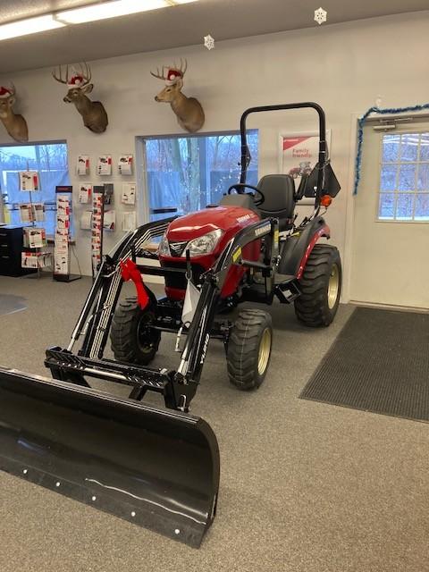 New, 2020, Yanmar, SA Series 324, Tractors