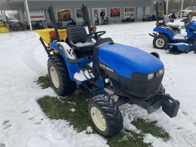 Used, 1998, New Holland Agriculture, TC-18D, Tractors
