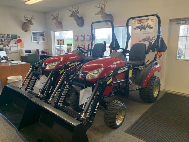 New, 2021, Yanmar, SA221, Tractors