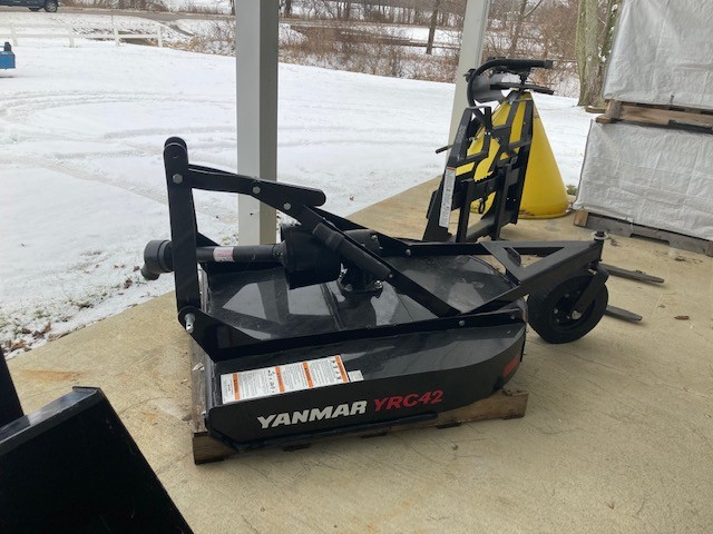 New, 2020, Yanmar, YRC-SERIES CUTTERS, Cutter Implements