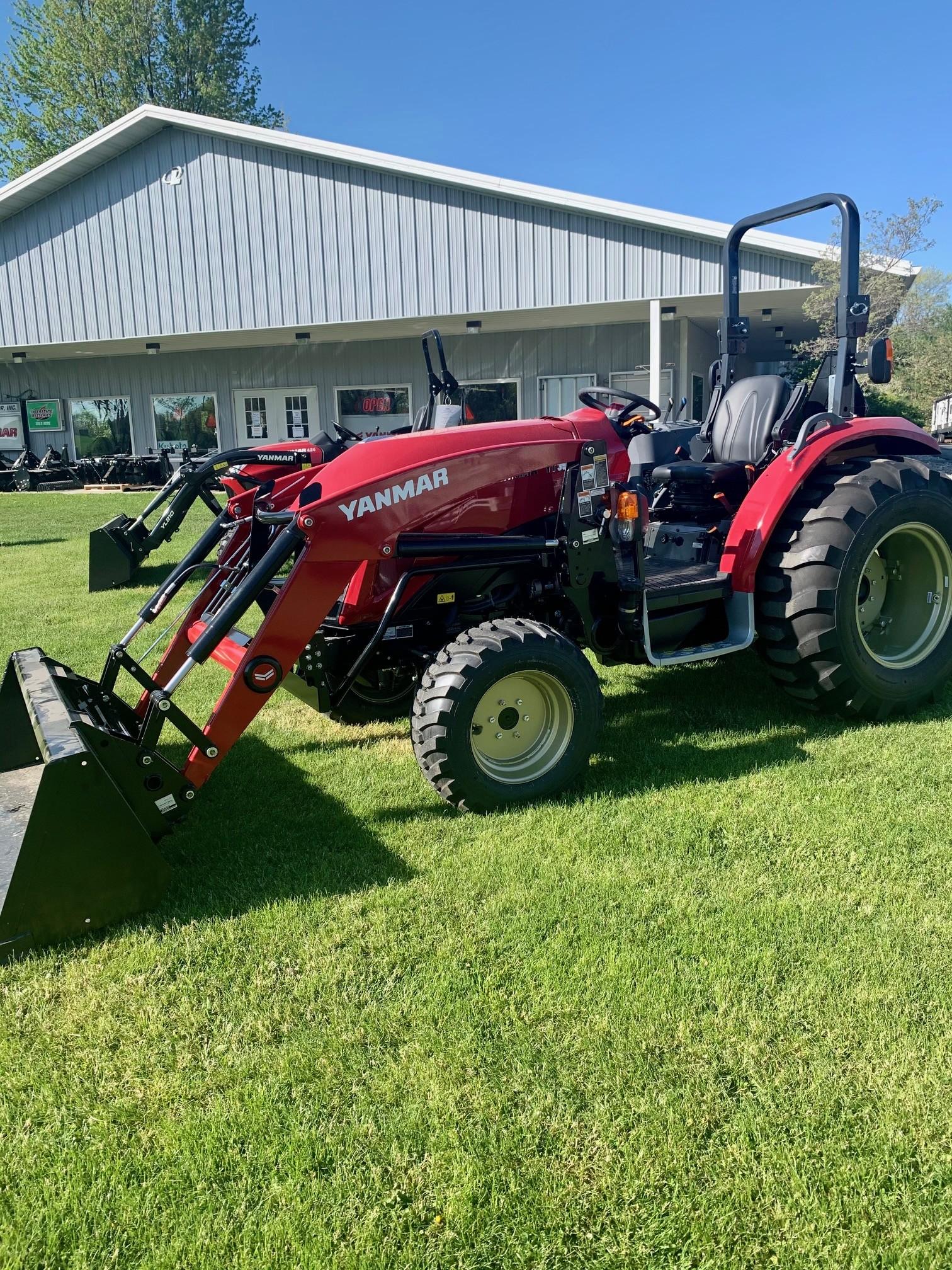 New, 2021, Yanmar, YT359, Tractors