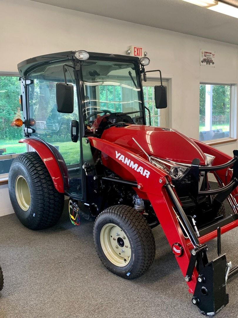 New, 2021, Yanmar, YT235C, Tractors