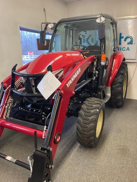 New, 2020, Yanmar, YT359C, Tractors