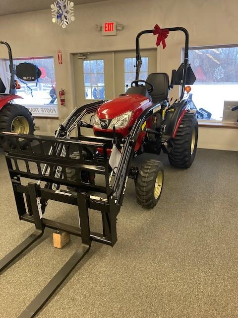 New, 2020, Yanmar, SA Series 424, Tractors