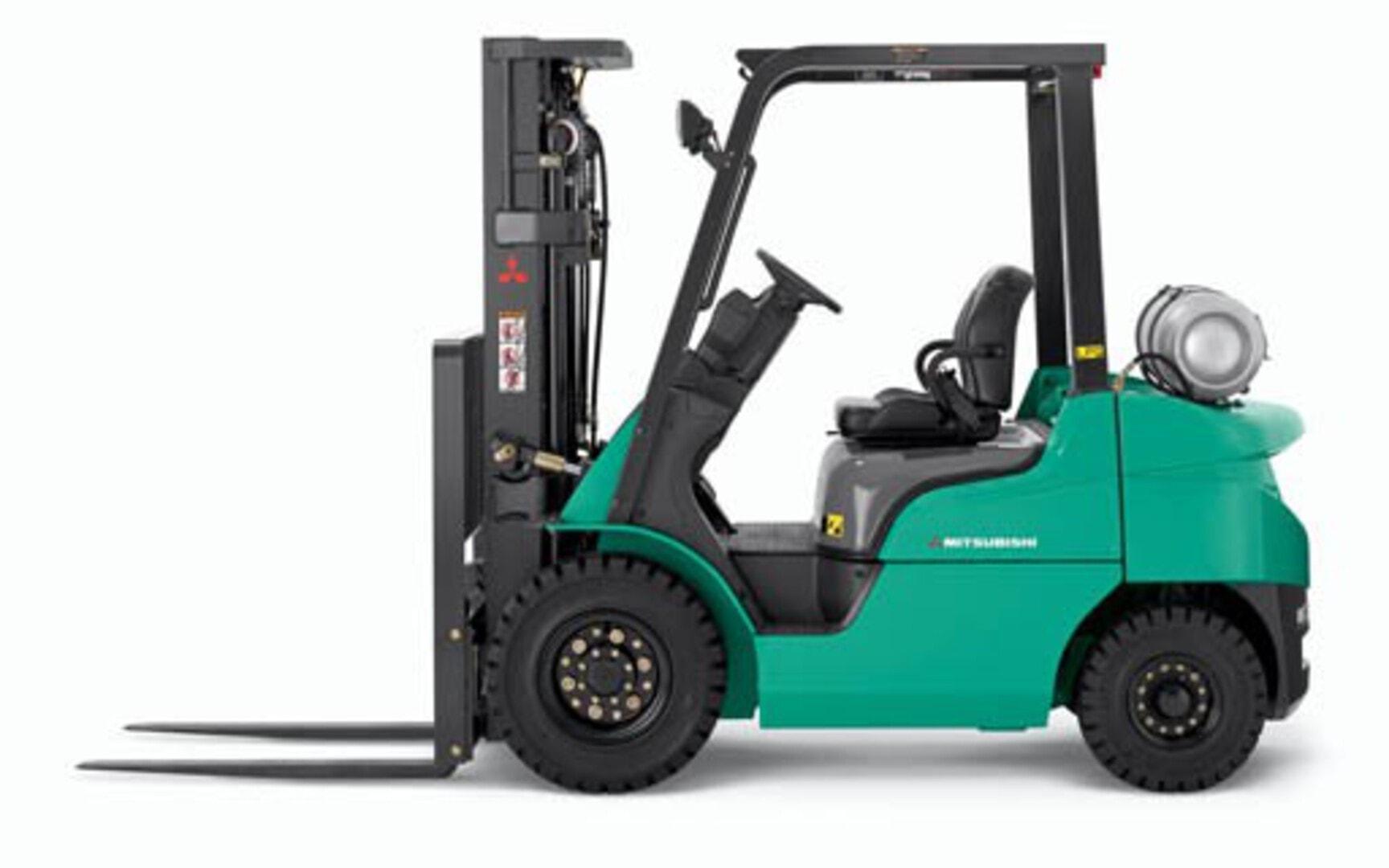 New, 2018, Mitsubishi Forklift, FG25N, Forklifts / Lift Trucks