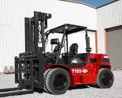 New, 2021, Taylor, GT-155 (4 valve), Forklifts / Lift Trucks